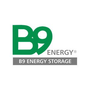 B9 Energy Logo